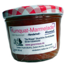 Kumquat-Marmelade