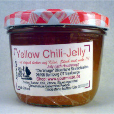 Yellow Chili-Jelly