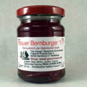 Blauer Bernburger '17